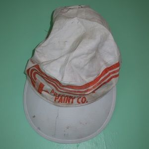 Accessories - vintage painter's hat